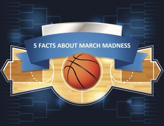 5 Facts You Didn't Know About March Madness