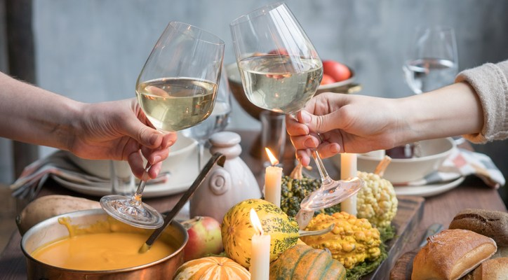 5 Thanksgiving Wines to Try