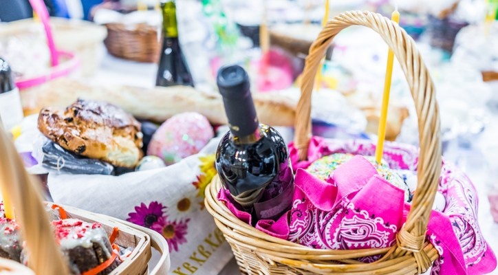 best Easter wine pairings