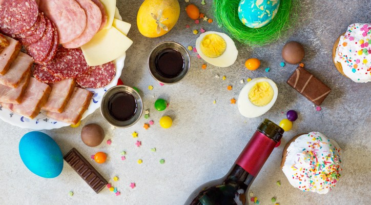 Best Wine and Food Pairings For Easter