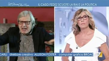 """Ddl Zan, Vittorio Sgarbi: """"Se tu insegni a un bambino di 8 anni che essere omosessuale ed …"""