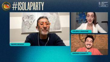 Beppe Braida è pronto a mettere in disordine questa puntata di #Isola Party! Twittate con…