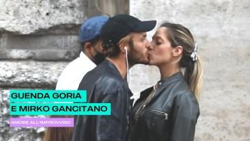 Guenda Goria e Mirko Gancitano, Amore all'improvviso