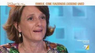 """Assegno unico, Elena Bonetti: """"Sono 3 miliardi di Euro che entrano nelle case delle nostre …"""