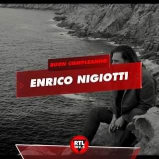 Buon compleanno Enrico Nigiotti #buoncompleanno #rtl1025 #EnricoNigiotti