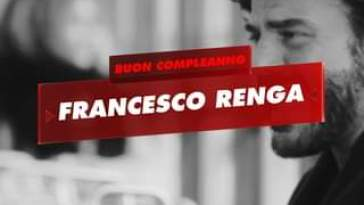 Buon compleanno Francesco Renga #buoncompleanno #rtl1025 #FrancescoRenga