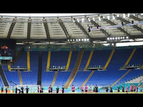 Euro2020: Italia-Turchia inaugura gli Europei dell'anno dopo (e con gli spettatori sugli spalti)
