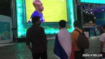 Europei, Francia batte Germania: i tifosi festeggiano a Roma