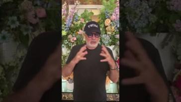 Flavio Briatore parla del malore avuto nei giorni scorsi a Bakù #Briatore #Bakù #Montecarlo