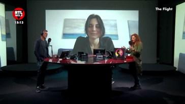 Giordana Angi a RTL 102.5: nel mio nuovo album 'Mi muovo' ho messo tutti i miei stati d'animo
