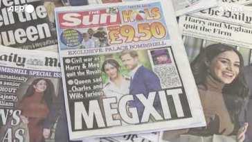 """Gran Bretagna, nuovo libro sulla faida Harry-William. """"Fu colpa di Meghan"""""""