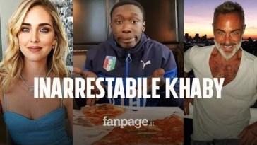 Khaby Lame presto supererà Chiara Ferragni: è il terzo italiano più seguito su Instagram