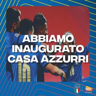 L'avventura degli Azzurri a #Euro2020 è iniziata! Per tutti gli Europei di calcio saremo…
