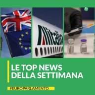 Le #TopNews di #ANSAEuroparlamento della settimana. #ANSAEuropa Parlamento europeo in…
