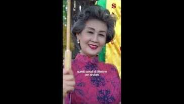 Le nonne cinesi come Chiara Ferragni: influencer a 70 anni