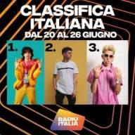 Non è Domenica senza la #ClassificaItaliana! Ecco la TOP3! Chi è il vostro artista pref…
