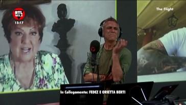 Orietta Berti e Fedez a RTL 102.5: 'Mille' la nostra hit per l'estate cantata con Achille Lauro