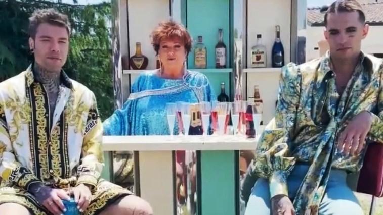 """Orietta Berti insieme a Fedez e Achille Lauro: ecco """"Mille"""", il tormentone dell'estate 2021"""