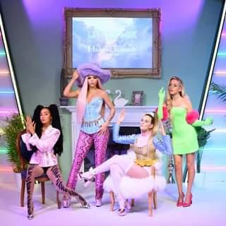 #Curiosità Il Madame Tussauds London ha esposto oggi le statue di cera delle Little Mix! …