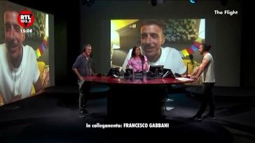 """Francesco Gabbani a RTL 102.5: il prossimo 4 luglio """"In Arena e Viceversa"""", unico live dell'estate"""