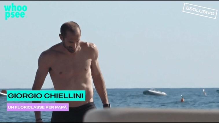 Giorgio Chiellini: un fuoriclasse per papà