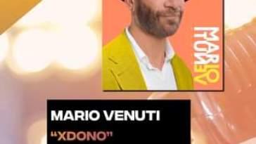 """Mario Venuti torna con la cover di """"Xdono"""", la canzone con la quale Tiziano Ferro debuttò …"""