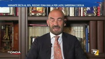 """Variante Delta, Bassetti: """"Bisogna essere formica, non cicala"""""""