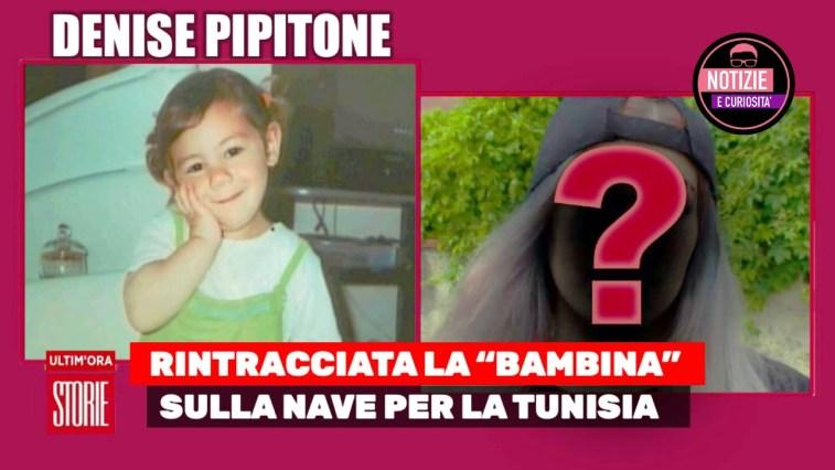 """Denise Pipitone: rintracciata la """"bambina"""" sulla nave per la Tunisia. l'intervista a storie italiane"""