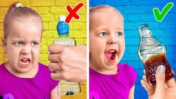 Essere genitori è facile con questi trucchetti quotidiani