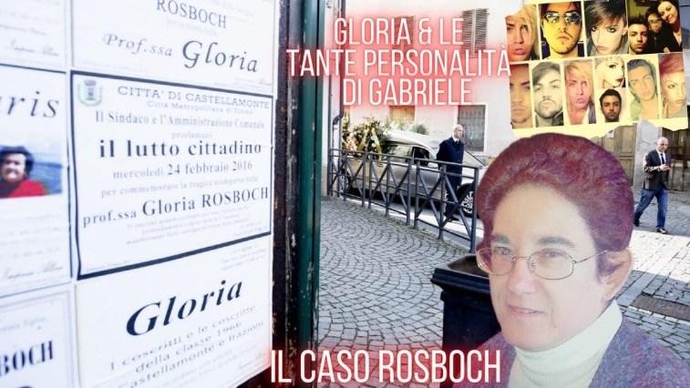 GLORIA ROSBOCH: UNA COLOMBA CHE NON CONOSCEVA IL MALE..