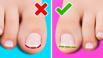 HACK PER LE UNGHIE CHE DEVI CONOSCERE || Guida per fare la manicure e la pedicure
