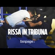 Leicester-Napoli, violenti scontri tra i tifosi con mazze e cinture