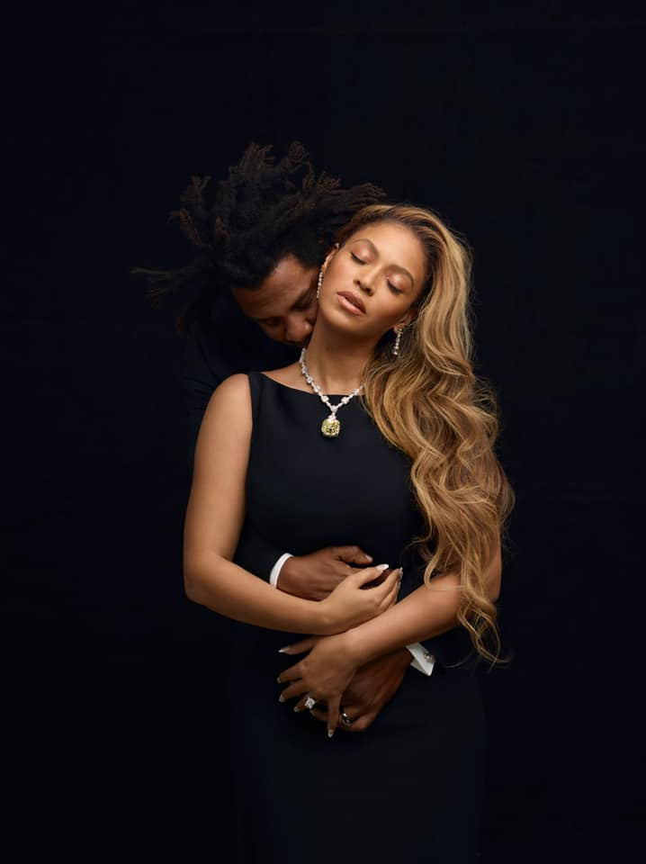 Nuovi scatti di Jay-Z e Beyoncé per Tiffany & Co.