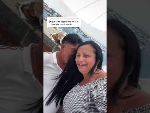 """Rita De Crescenzo e il marito Salvatore: """"Non abbiamo mai litigato"""""""