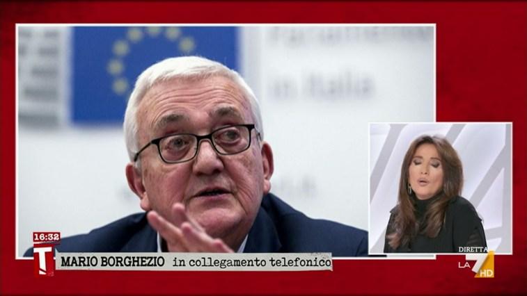 """Borghezio (Lega): """"Non sono fascisti, sono idealisti"""". E sull'assalto alla Cgil: """"Quello è …"""