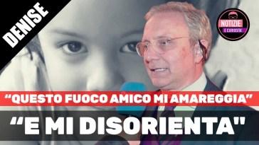 """Denise Pipitone, Intervista Giacomo Frazzitta: """"QUESTO FUOCO AMICO MI AMAREGGIA E MI DISORIENTA"""""""