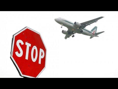 L'ultimo giorno di Alitalia: finisce un'era durata 74 anni