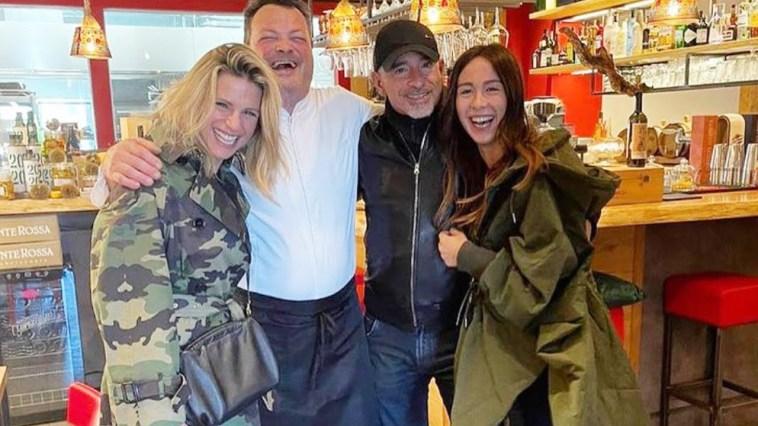 Michelle Hunziker ed Eros Ramazzotti di nuovo insieme! Ecco perché