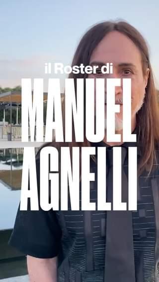 Per #ManuelAgnelli è l'occasione di avere un Roster adatto alla scena musicale del momento…
