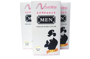 Novelina Men Cream Hair Color