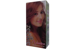 Novelina Zeelke Cream Hair Color