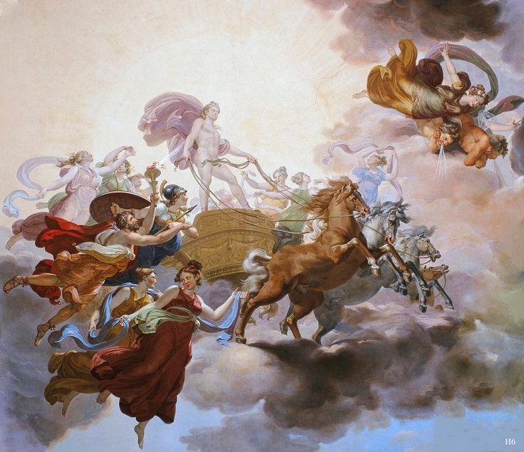 Tìm hiểu nghệ thuật Phục Hưng - Kỳ IX: Cái chết của con trai Thần Mặt Trời