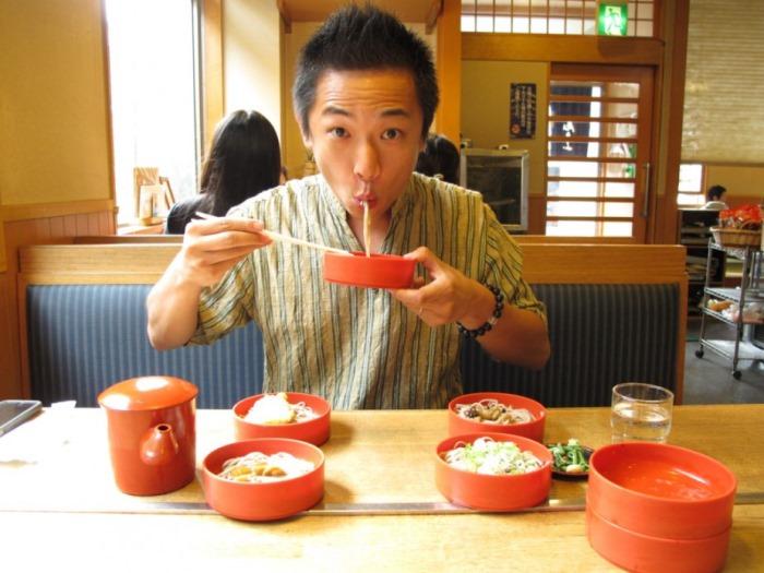 Những tập tục thú vị tại Nhật Bản