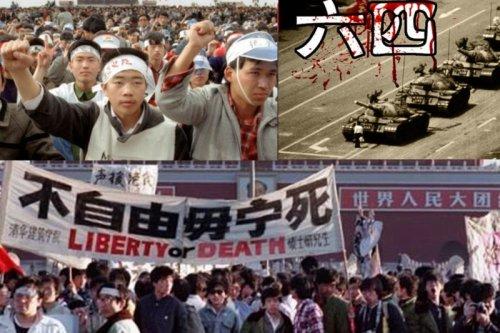 Sự kiện Thảm sát Thiên An Môn 1989.
