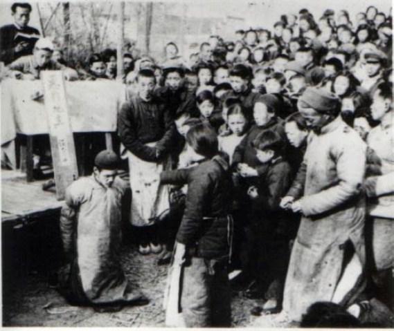 Image result for cải cách ruộng đất giết người