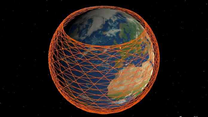 Elon Musk SpaceX Starlink vệ tinh internet