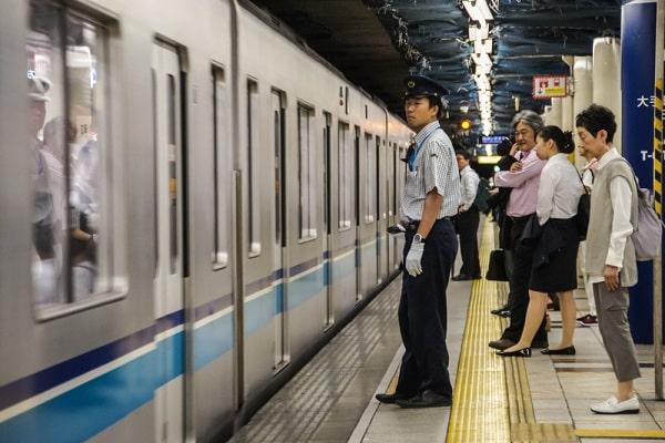 tàu điện ngầm, Nhật bản