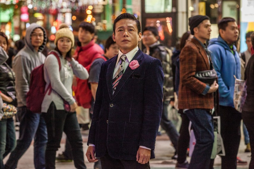"""Lee Kang-sheng, director and actor, in """"Single Belief."""" (Courtesy of Pacific Arts Movement)"""