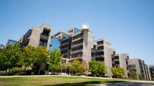 Photo courtesy of UCSD Communications.