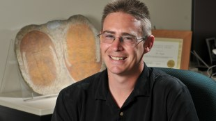 UCSD Prof. Rob Knight. Photo courtesy of the Knight Lab.
